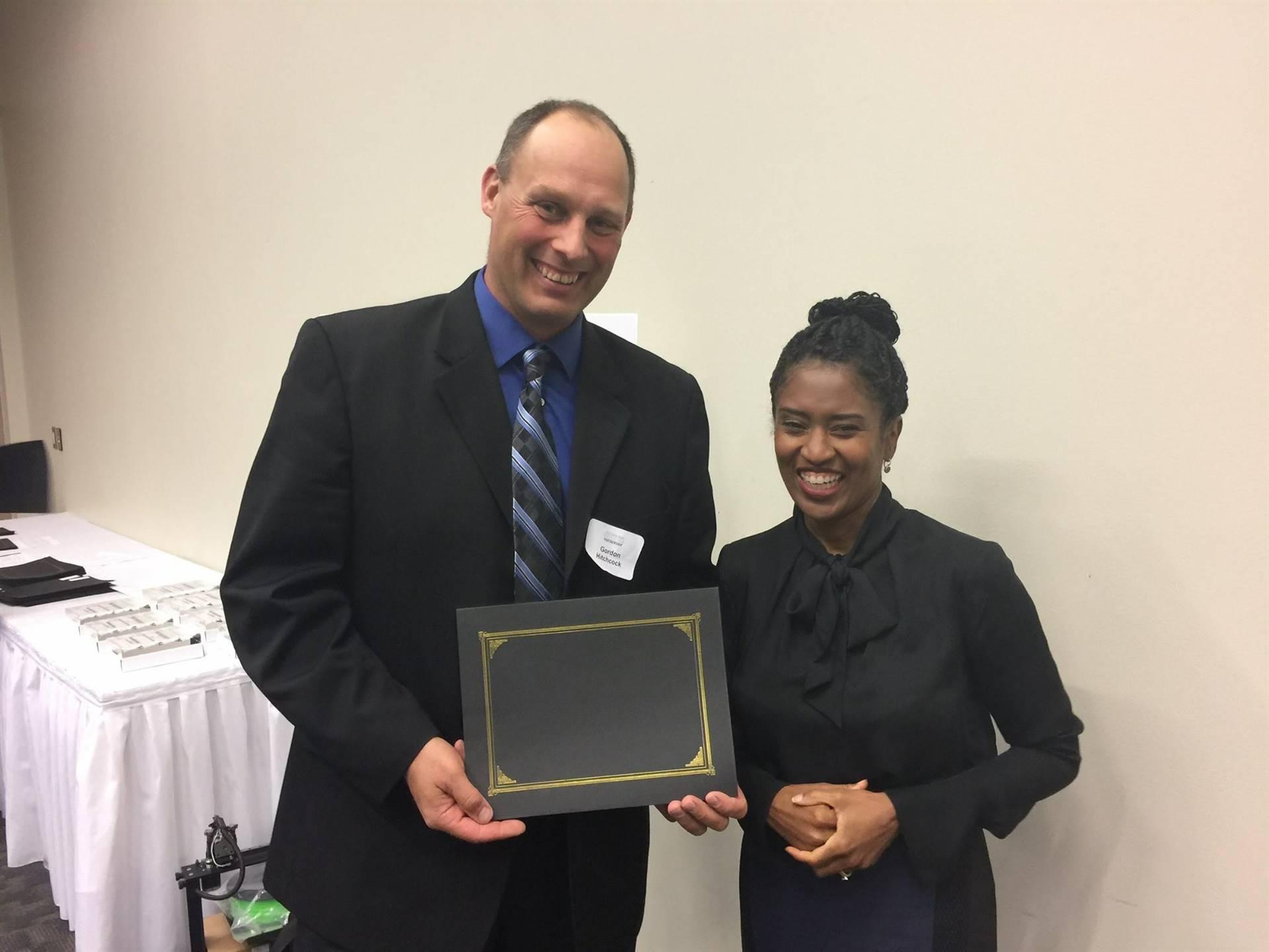 Eastern Ohio Education Partnership Certificate of Achievement