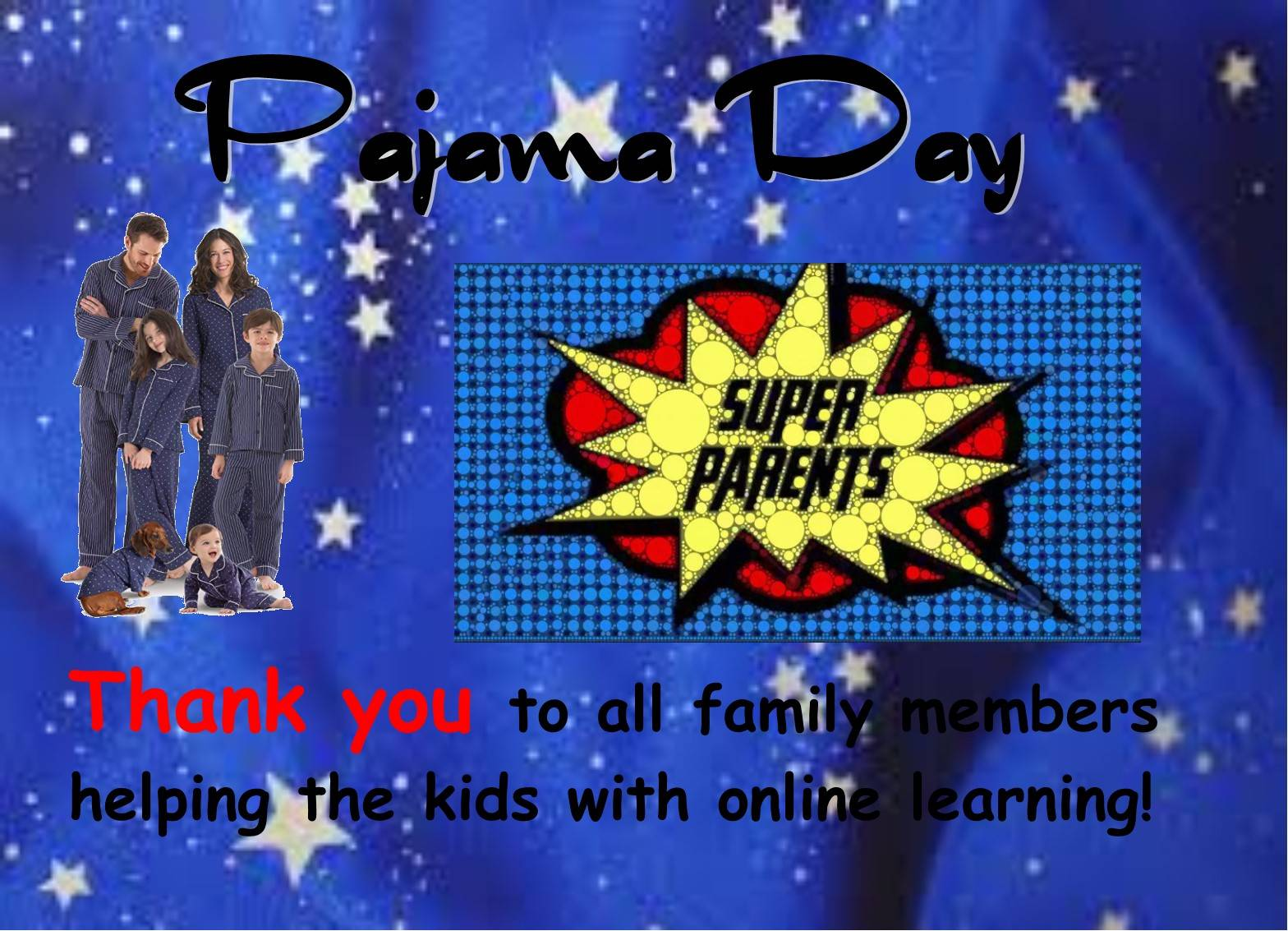 parent pj day