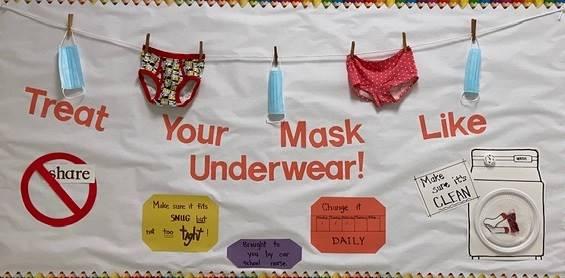 mask treatment