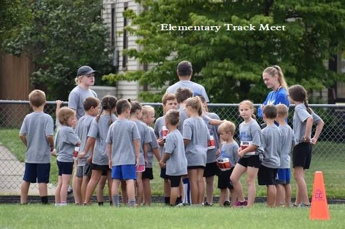 elementary track meet